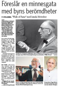 Skånska Dagbladet 9 februari 2016. Klicka på bilden för att läsa artikeln.
